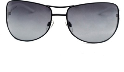 K-Actor Oval Sunglasses