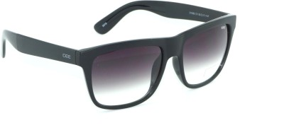 IDEE IDEE-1983-C1 Wayfarer Sunglasses(Black)