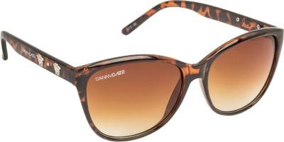 Danny Daze D-2540-C3 Over-sized Sunglasses