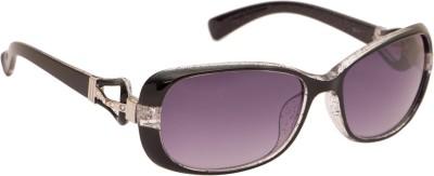Adine Oval Sunglasses