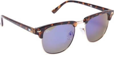 MTV 119-C5 Wayfarer Sunglasses(Blue)