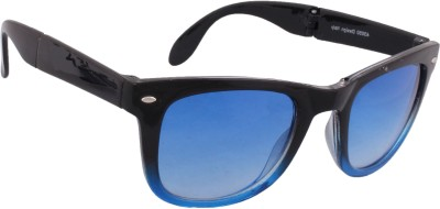 Sushito Retro Wayfarer Sunglasses