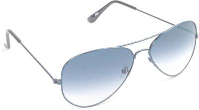 6by6 SG447 Aviator Sunglasses(Blue)