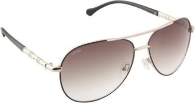 Voyage 1802MG1061 Aviator Sunglasses(Green)