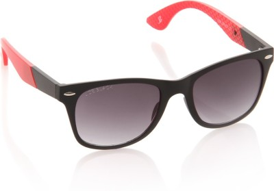 Joe Black JB-593-C2 Wayfarer Sunglasses(Violet)