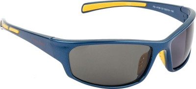 Funky Boys FB-4106-C4 Sports Sunglasses(Green)