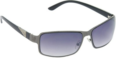 Hrinkar Stylish Rectangular Sunglasses