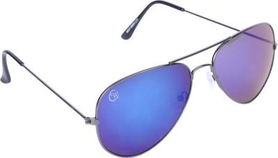 William Cooper Multicolor Aviator Sunglasses