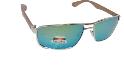 Bright deals Rectangular Sunglasses