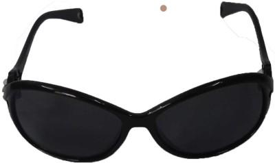 Pinnacle Glairs Cat-eye, Round Sunglasses