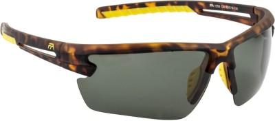 Farenheit FA-1356P-C4 Sports Sunglasses(Green)