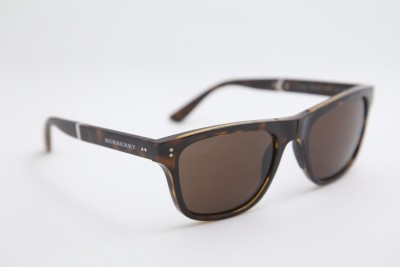 Burberry Foldable 0BE4204 Wayfarer Sunglasses