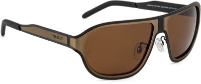Velocity Velocity Cyclops Wrap-around Sunglasses