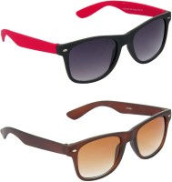 Red Leaf RCMB393_1 Wayfarer Sunglasses(For Boys)