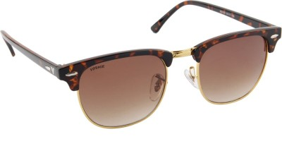 Voyage MG-742 Wayfarer Sunglasses(Brown)