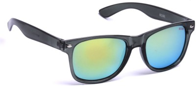 Beqube SGLG01 Wayfarer Sunglasses(Green)