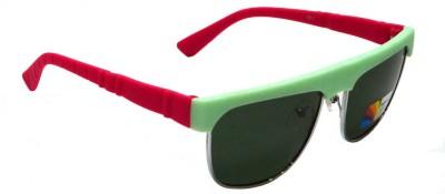 Goggy Poggy 911 Rectangular Sunglasses