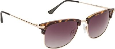 Farenheit FA-2324-C3 Wayfarer Sunglasses(Violet) at flipkart