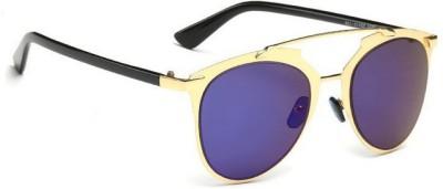Mark Miller Round Sunglasses