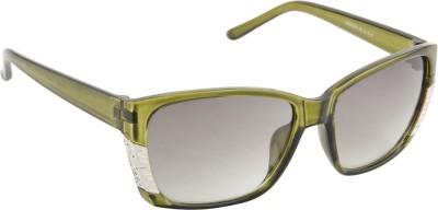 Mary Jane Rectangular Sunglasses