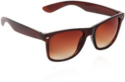 Daller DS45 Wayfarer Sunglasses(Brown)