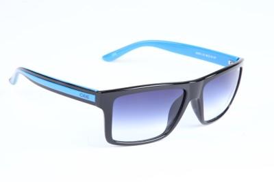 IDEE IDEE-1973-C2 Rectangular Sunglasses(Blue)