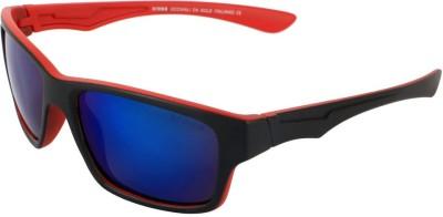 Xross X-002-C3-57 Polarized Wayfarer Sunglasses