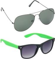 Red Leaf RCMB425_1 Aviator Wayfarer Sunglasses(For Boys)