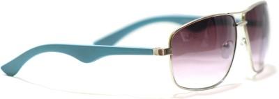 Matchbokx Rectangular Sunglasses