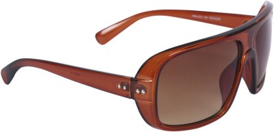 Camerii Rectangular Sunglasses
