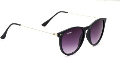 Elijaah Oval Sunglasses