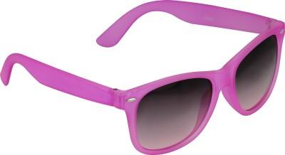 Garmor (8903522115110 /Black Color Pink Frame) Wayfarer Sunglasses