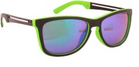 Sushito JSMFHGO0456 Wayfarer Sunglasses(Multicolor)