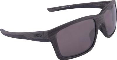 Oakley Mainlink Woodgrain w/Prizm Daily Polar Wayfarer Sunglasses