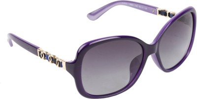 Xross X-010-C46-58 Polarized Over-sized Sunglasses