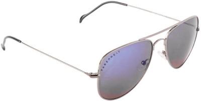 Farenheit FA-FA3001-c13 Aviator Sunglasses(Blue)