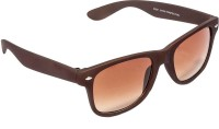 VESPL 2304 Wayfarer Sunglasses(Golden)