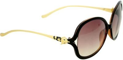 Celebrity Retro Aviator Sunglasses
