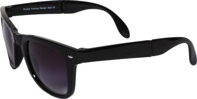 Veins Wayfarer Sunglasses