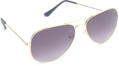 6by6 SG472 Aviator Sunglasses(Violet)
