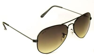 Abqa Hi Quality Hawk Aviator Sunglasses