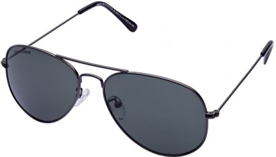 Joe Black JB-556-C5 Aviator Sunglasses(Grey)