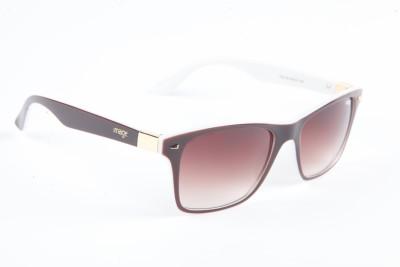 IMAGE IM-428-C8 Wayfarer Sunglasses(Brown)