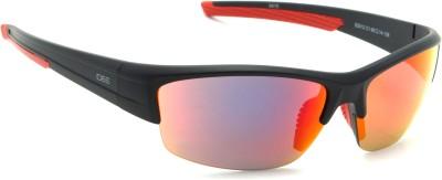 IDEE IDEE-2012-C1 Sports Sunglasses(Multicolor, Red)