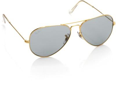 Ray-Ban 0RB3025I L1744 Aviator Sunglasses(Grey)