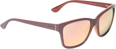 Vogue VO2896-S 2279/R5 Cat-eye Sunglasses(Orange)