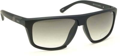 IDEE IDEE-S2177-C1 Rectangular Sunglasses(Green)