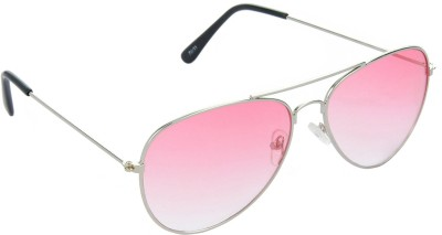Red Leaf RD-BX36_1 Aviator Sunglasses(Red)