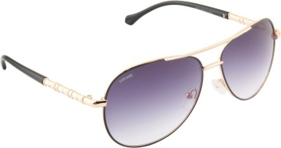 Voyage 1802MG1060 Aviator Sunglasses(Blue)