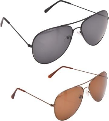 SF LIVE Aviator Sunglasses